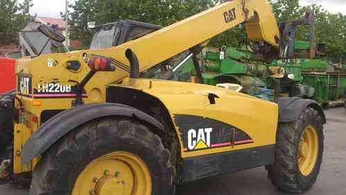 CATERPILLAR TH 220 B MANIPULADOR TELESCOPICO
