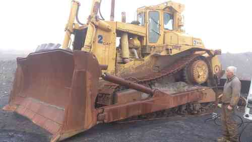 CATERPILLAR D 10 L BULLDOZER