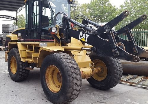 CATERPILLAR IT 14G (1WN00341) PALA CARGADORA DE NEUMATICOS