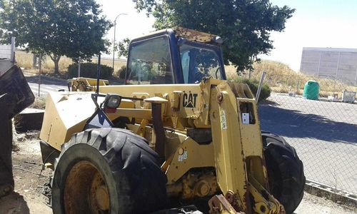 CATERPILLAR TH 62 MANIPULADOR TELESCOPICO