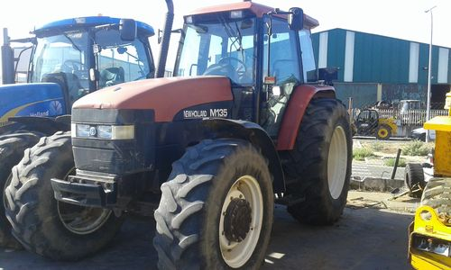 NEW HOLLAND M135DT TRACTOR AGRICOLA  140 CV