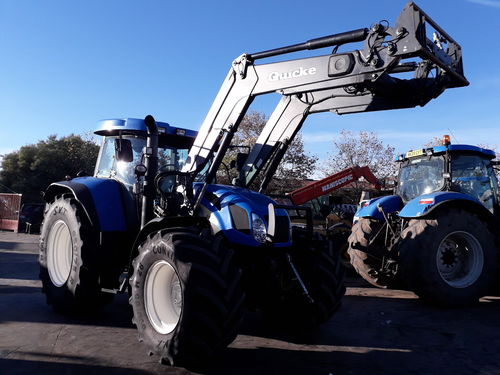 NEW HOLLAND T7540 TRACTOR AGRICOLA