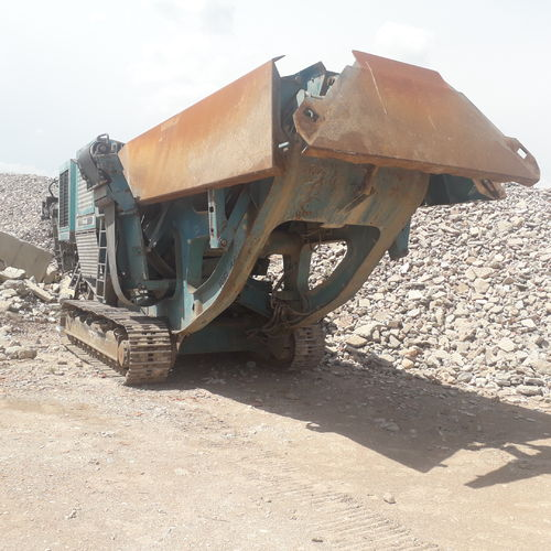 POWERSCREEN XR400S MACHACADORA MOVIL DE MANDIBULAS